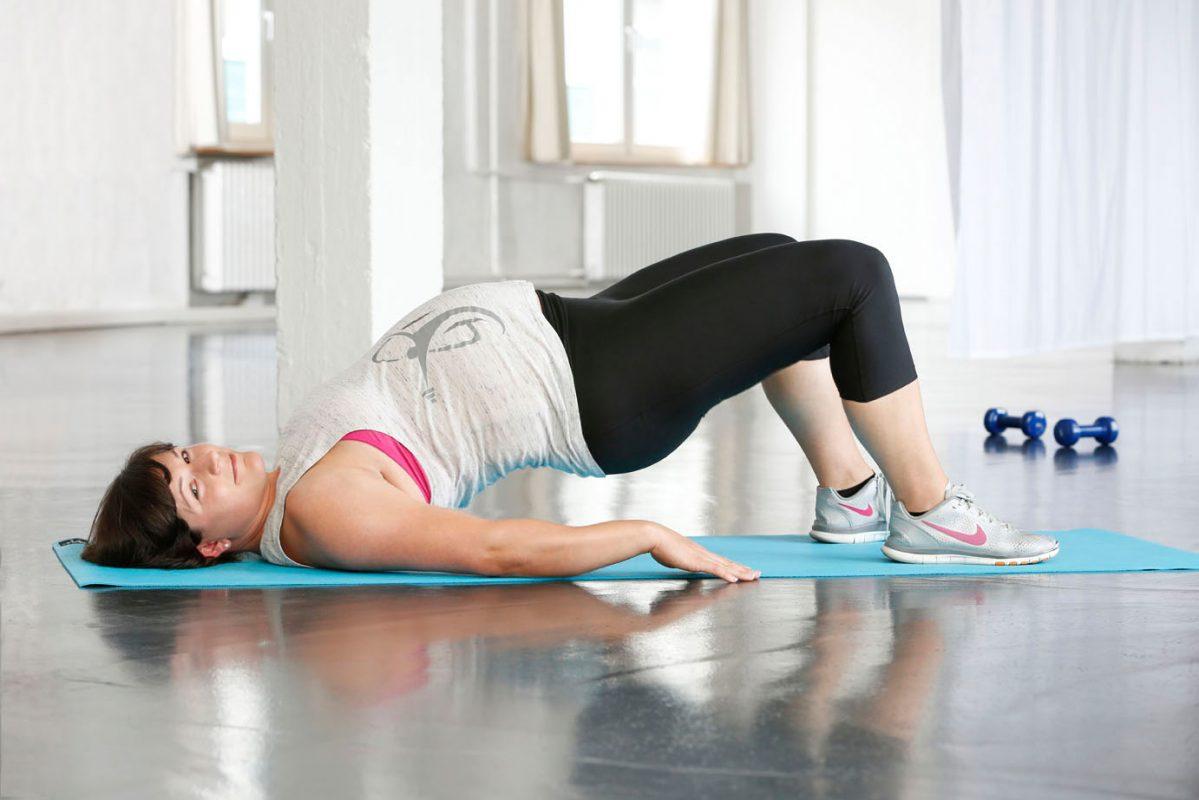 Schwangerschaftsgymnastik