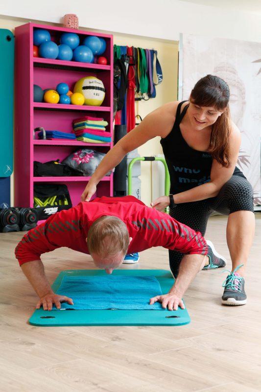 Vorteile im Personal Fitness Training