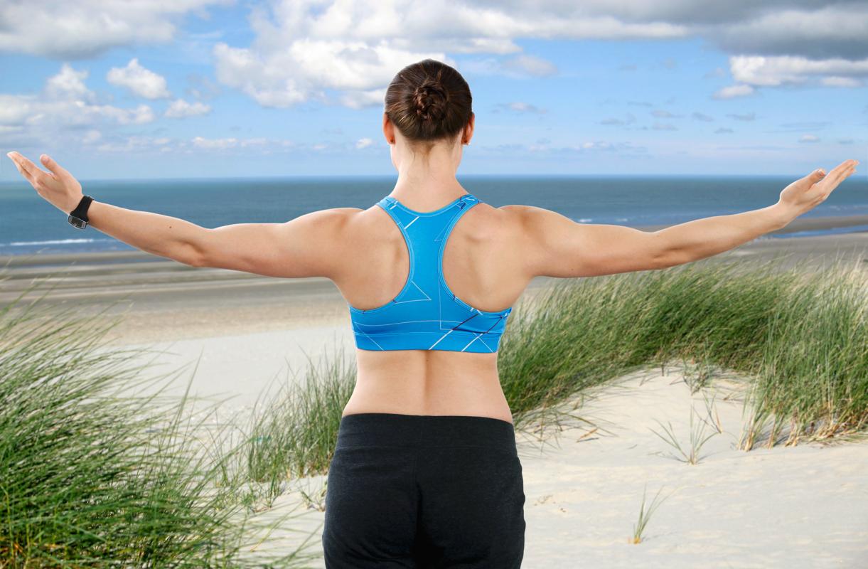 Rückentraining bei Rückenschmerzen Fitness4me Personal Fitness Training