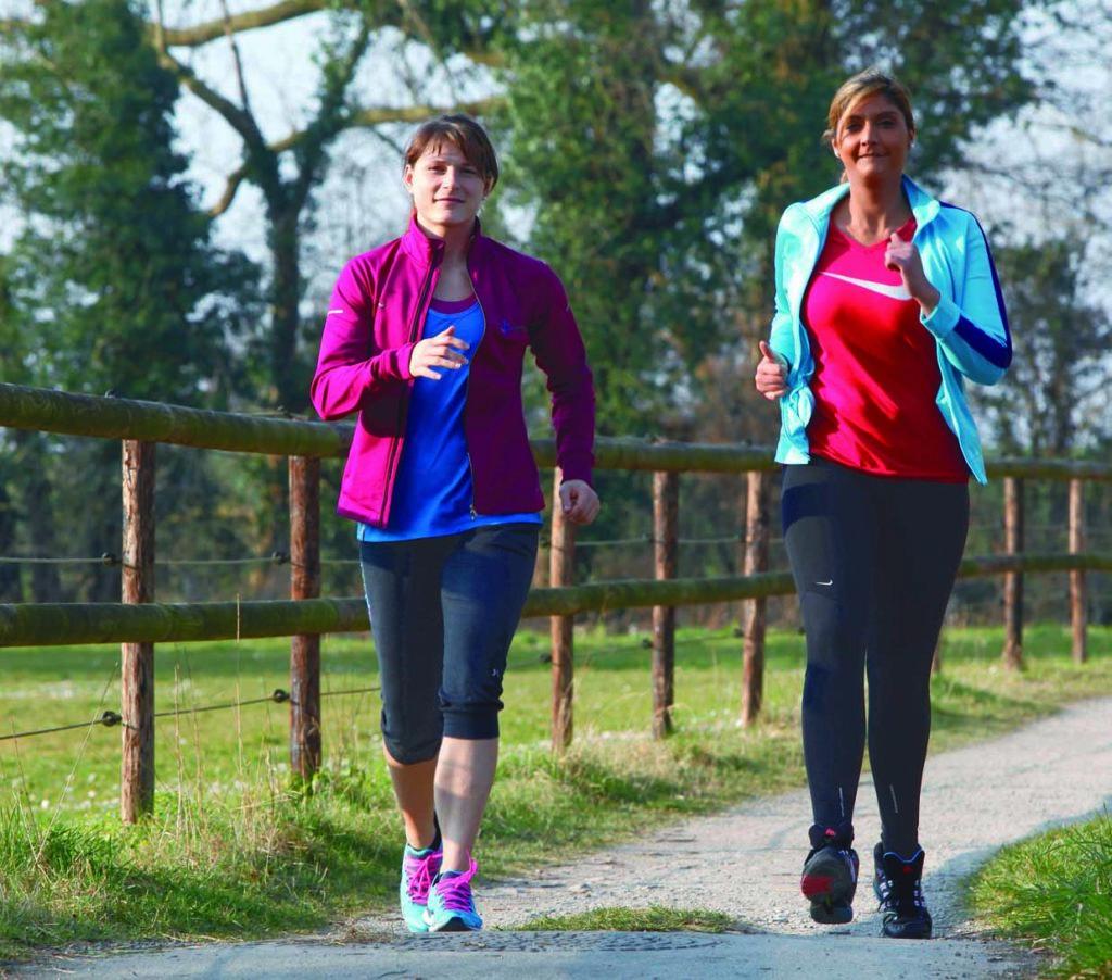 Gemeinsam fit werden beim Laufen in Kerpen