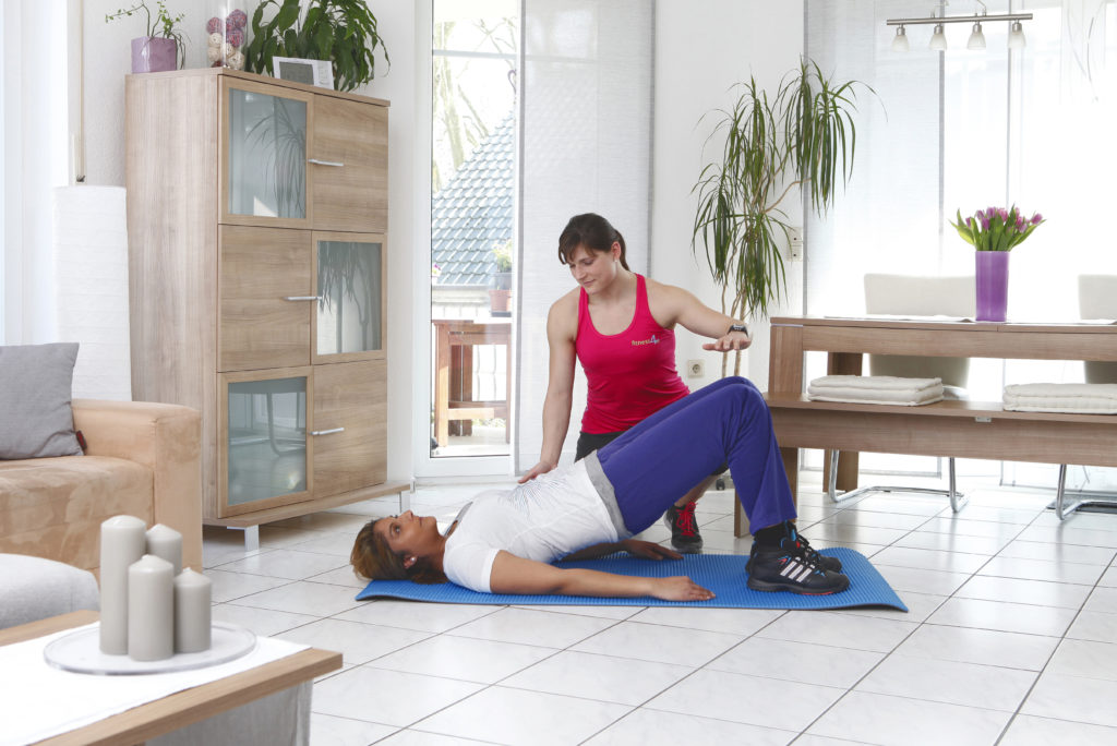 Personal Fitness Training Zuhause