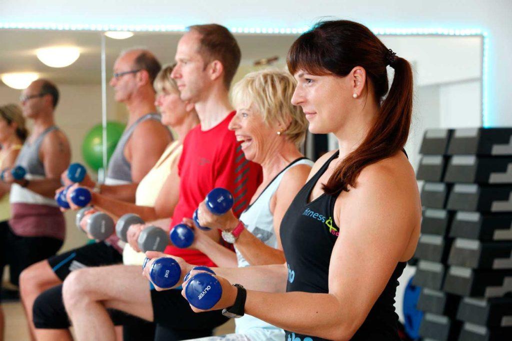 Klein-Gruppen-Training in Kerpen